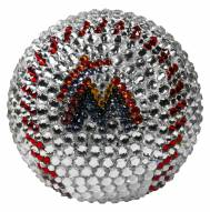 Miami Marlins Swarovski Crystal Baseball