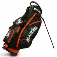 Miami Marlins Fairway Golf Carry Bag