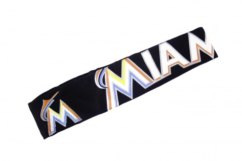 Miami Marlins FanBand Jersey Headband