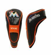 Miami Marlins Hybrid Golf Head Cover