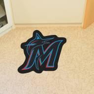 Miami Marlins Mascot Mat