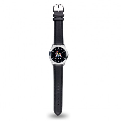 Miami Marlins Men's Classic Watch
