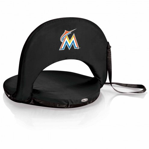 Miami Marlins Oniva Beach Chair