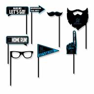 Miami Marlins Party Props Selfie Kit