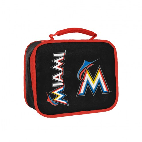 Miami Marlins Sacked Lunch Box