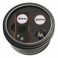 Miami Marlins Switchfix Golf Divot Tool & Ball Markers