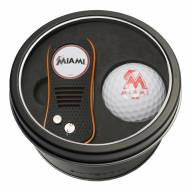 Miami Marlins Switchfix Golf Divot Tool & Ball