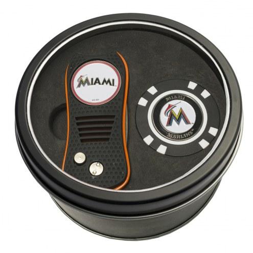 Miami Marlins Switchfix Golf Divot Tool & Chip