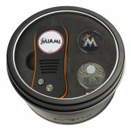 Miami Marlins Switchfix Golf Divot Tool, Hat Clip, & Ball Marker