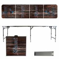 Miami Marlins Victory Folding Tailgate Table