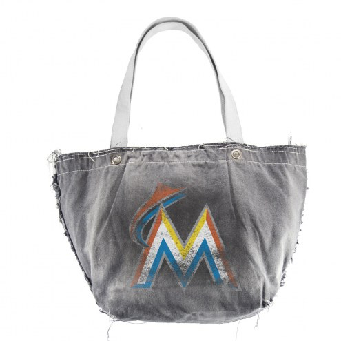 Miami Marlins Vintage Tote Bag