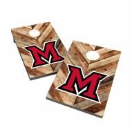 Miami of Ohio RedHawks 2' x 3' Cornhole Bag Toss