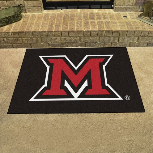 Miami of Ohio RedHawks All-Star Mat