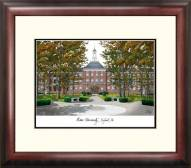 Miami of Ohio RedHawks Alumnus Framed Lithograph