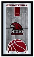 Miami of Ohio RedHawks Basketball Mirror