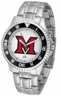 Miami of Ohio Redhawks Competitor Steel Men's Watch
