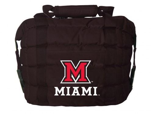 Miami of Ohio RedHawks Cooler Bag