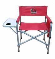 Miami of Ohio RedHawks Director's Chair