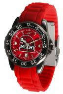 Miami of Ohio Redhawks FantomSport AC AnoChrome Men's Watch