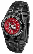 Miami of Ohio Redhawks FantomSport AnoChrome Women's Watch