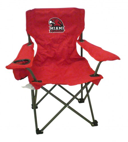Miami of Ohio RedHawks Kids Tailgating Chair