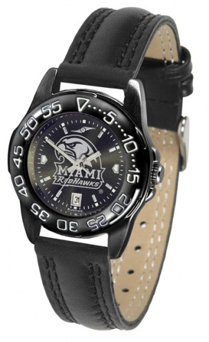 Miami Of Ohio Redhawks Ladies Fantom Bandit Watch