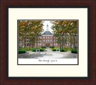 Miami of Ohio RedHawks Legacy Alumnus Framed Lithograph