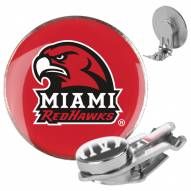 Miami of Ohio Redhawks Magic Clip