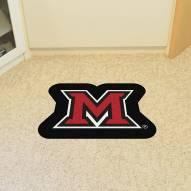 Miami of Ohio RedHawks Mascot Mat