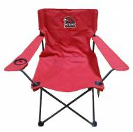 Miami of Ohio RedHawks Rivalry Folding Chair