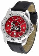 Miami of Ohio Redhawks Sport AnoChrome Men's Watch