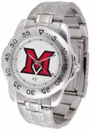 Miami of Ohio Redhawks Sport Steel Men's Watch