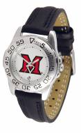 Miami of Ohio Redhawks Sport Women's Watch
