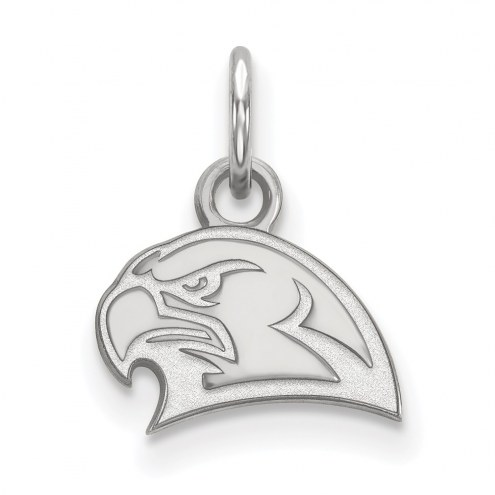 Miami of Ohio RedHawks Sterling Silver Extra Small Pendant