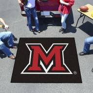 Miami of Ohio RedHawks Tailgate Mat