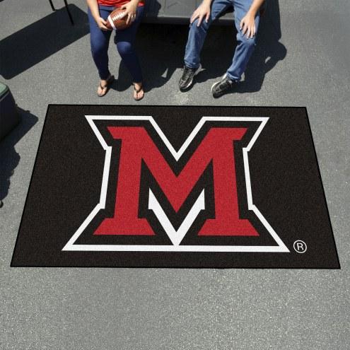 Miami of Ohio RedHawks Ulti-Mat Area Rug