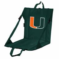 Miami Hurricanes Stadium Seat