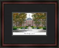 Miami University of Ohio Academic Framed Lithograph