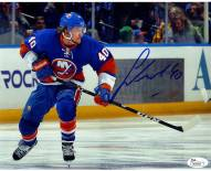 Michael Grabner Signed 8 x 10 Photo