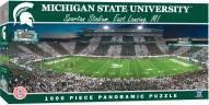 Michigan State Spartans 1000 Piece Panoramic Puzzle