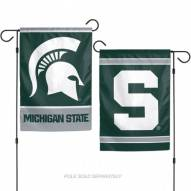 "Michigan State Spartans 11"" x 15"" Garden Flag"