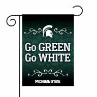"Michigan State Spartans 13"" x 18"" Garden Flag"