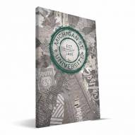 "Michigan State Spartans 16"" x 24"" Scrapbook Canvas Print"