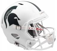 Michigan State Spartans Riddell Speed Full Size Authentic Football Helmet