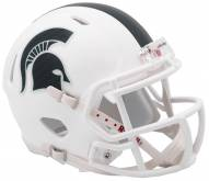 Michigan State Spartans Riddell Speed Mini Collectible Football Helmet