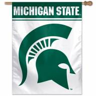 "Michigan State Spartans 27"" x 37"" Banner"