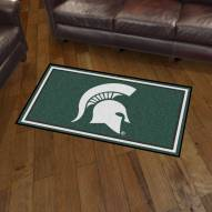 Michigan State Spartans 3' x 5' Area Rug