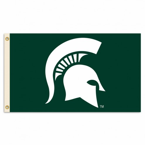 Michigan State Spartans 3' x 5' Flag