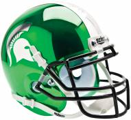 Michigan State Spartans Alternate 2 Schutt XP Collectible Full Size Football Helmet