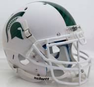 Michigan State Spartans Alternate 4 Schutt XP Authentic Full Size Football Helmet